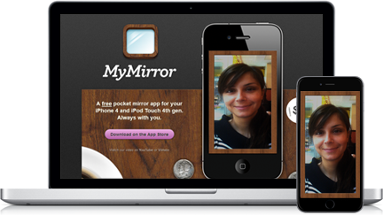 MyMirror iPhone App